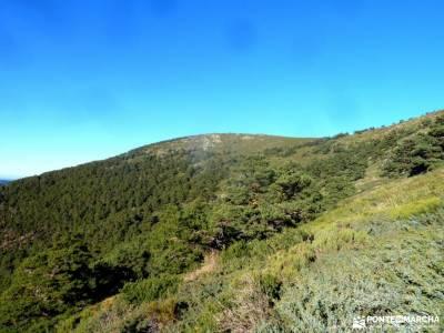 Peña Citores-Cumbres y Lagunas Peñalara; el gasco las hurdes senderos y pueblos marcha lugares con